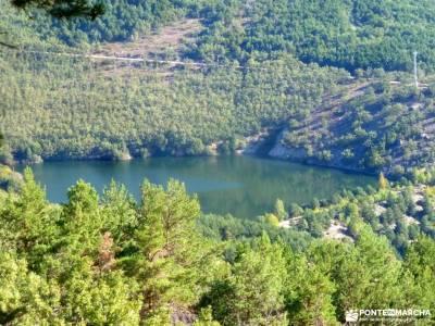 Kilómetro Vertical-Pico Najarra,Perdiguera;viajes culturales comunidad de madrid 2017 parque natura
